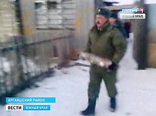 Солдату попал снаряд новости