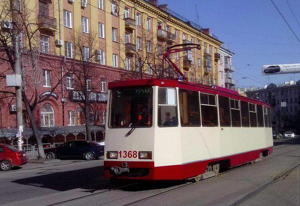 Движение трамваев доКоксохима приостановлено на3 дня