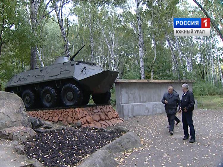 ВЧелябинской области появится праздник героев Танкограда