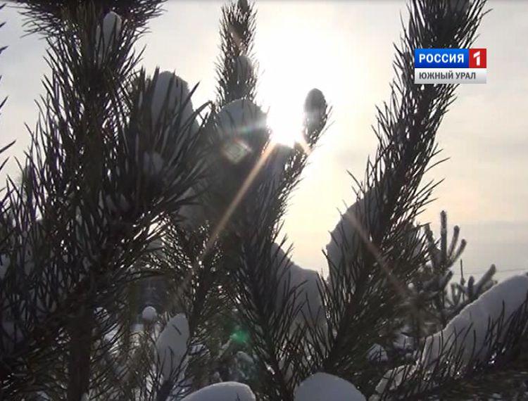 НаЧелябинскую область идет снежный фронт сморозами