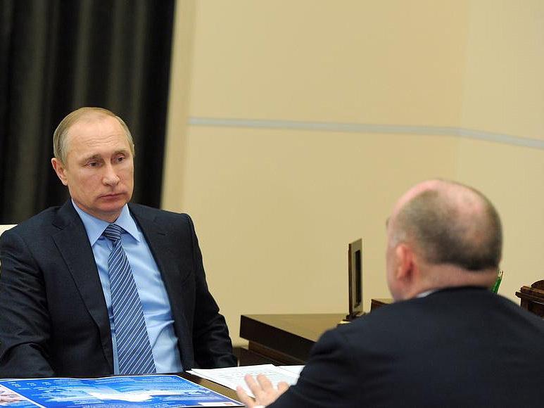 Сегодня Путин посетит Челябинскую область