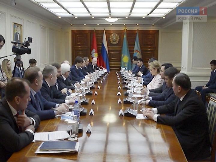 Борис Дубровский считает, что ВСМ Москва - Пекин должна проходить через Челябинск и Астану