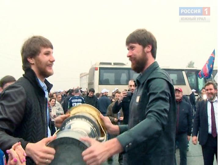 Первухин: вфинале Кубка Гагарина своя площадка стала чужой