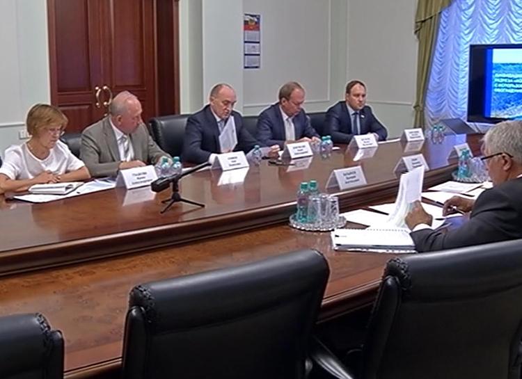 Дубровский поручил переобучить профессионалов ЧУКа перед ликвидацией разреза