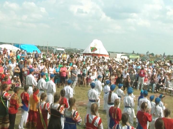 ВЧелябинской области «Туган жер» собрал десять тыс. гостей