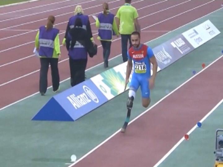 Отстраненные паралимпийцы выступят наспецтурнире вПодмосковье 7сентября