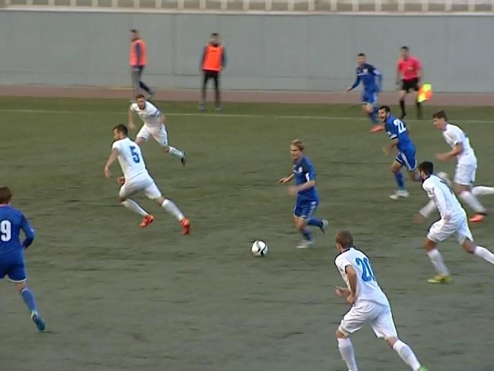 Кировское «Динамо» уступило вгостях «Челябинску»