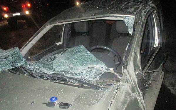 ВУвельском районе опрокинулась «Лада»— умер пассажир, шофёр вреанимации