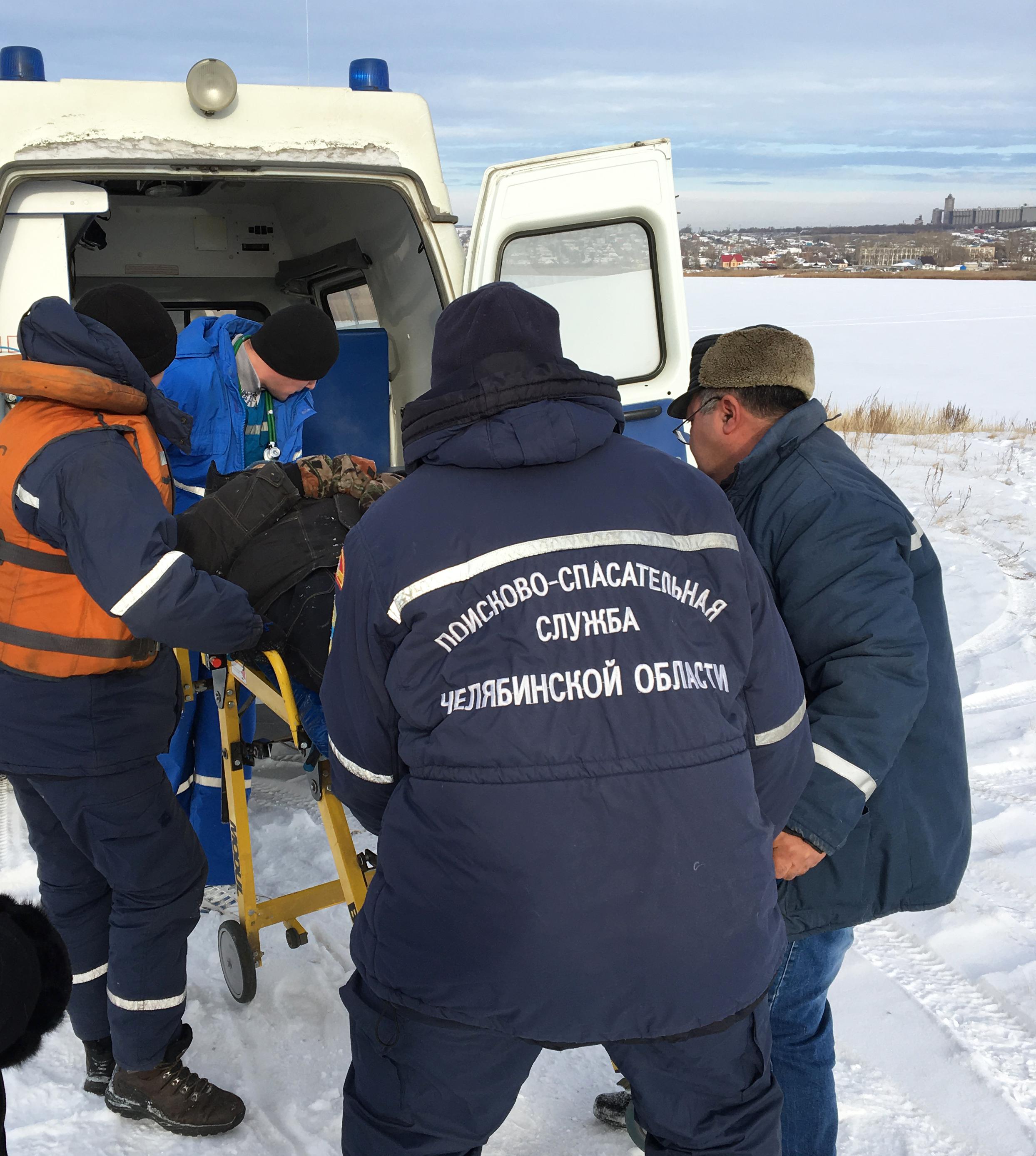 Гражданин Челябинской области лишился стопы под поездом