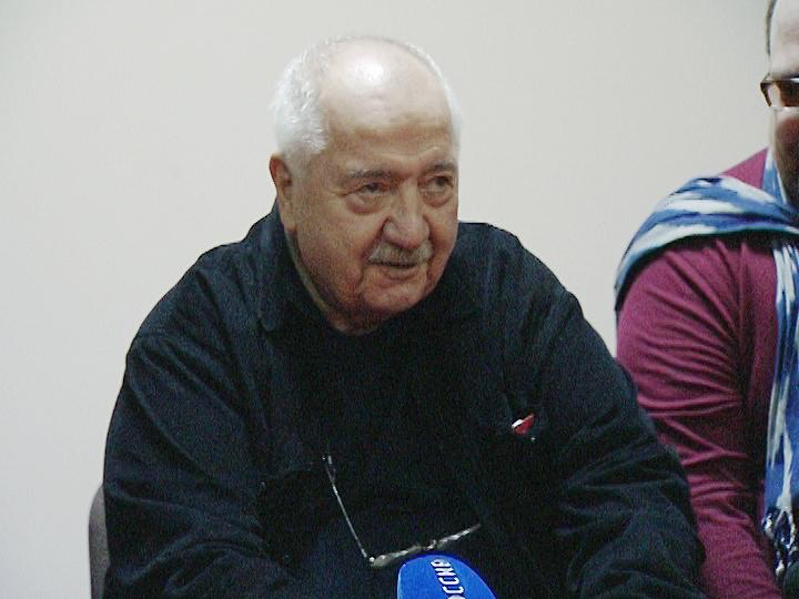 Легендарный кинорежиссер Роберт Стуруа провел мастер-класс для студентов ЧГИК