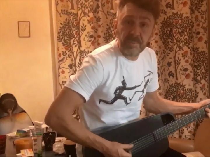 ВУфе снимут народный клип напесню Сергея Шнурова