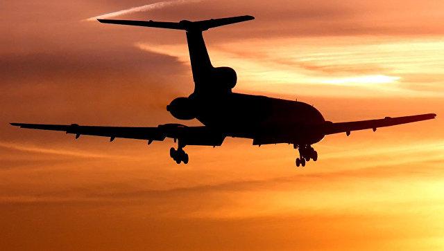 СМИ говорили о том, где потерпел крушение самолет Минобороны Ту-154