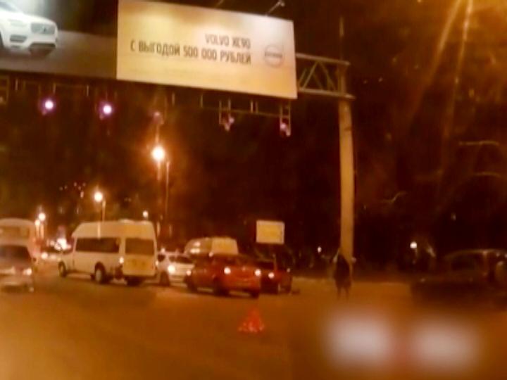 ВЧелябинске из-за коммунальной трагедии  случилось  массовое ДТП