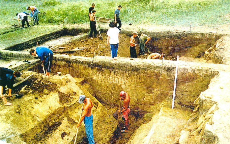 сроки найденные при раскопках андроновских поселений чаглинка найдете