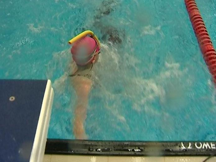 Южноуральцы победили навсероссийских соревнованиях поподводному плаванию