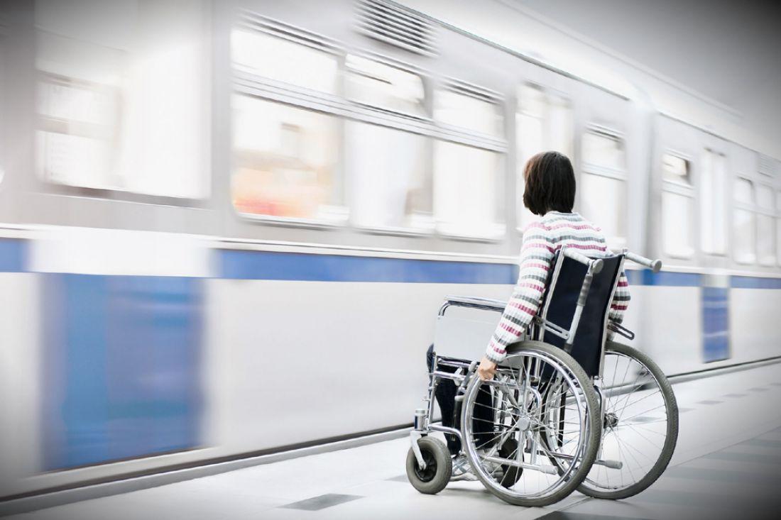 ОАО«РЖД» начало собирать данные обинвалидах-колясочниках для электронных продаж билетов