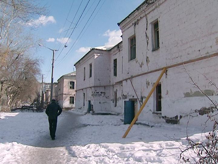 469 аварийных домов снесут до1сентября наЮжном Урале
