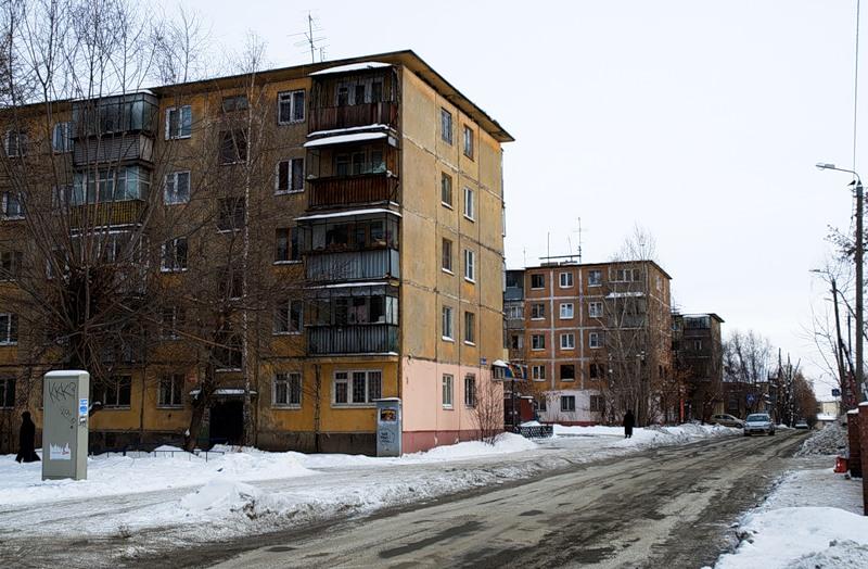ВЧелябинске падают цены нахрущевки