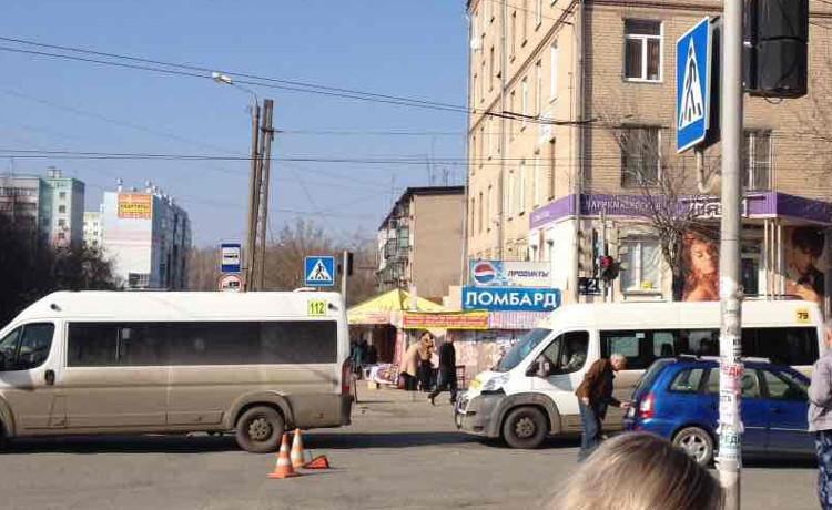 ВЧелябинске ВАЗ сбил женщину сколяской