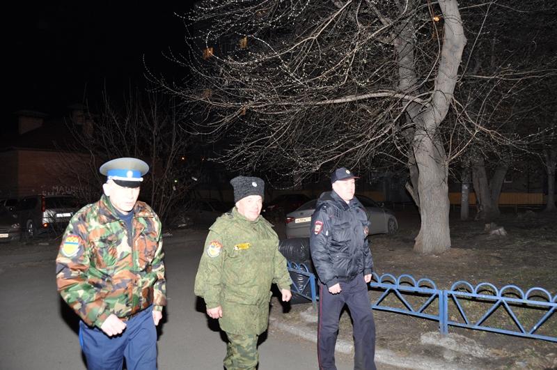 Челябинские полицейские заночь раскрыли 23 правонарушения