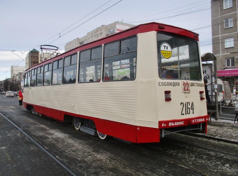 23апреля вЧелябинске будет ограничено движение трамваев