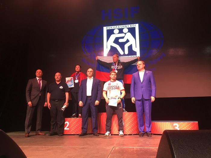 Челябинская спортсменка стала чемпионкой мира порукопашному бою— «Суровое» золото