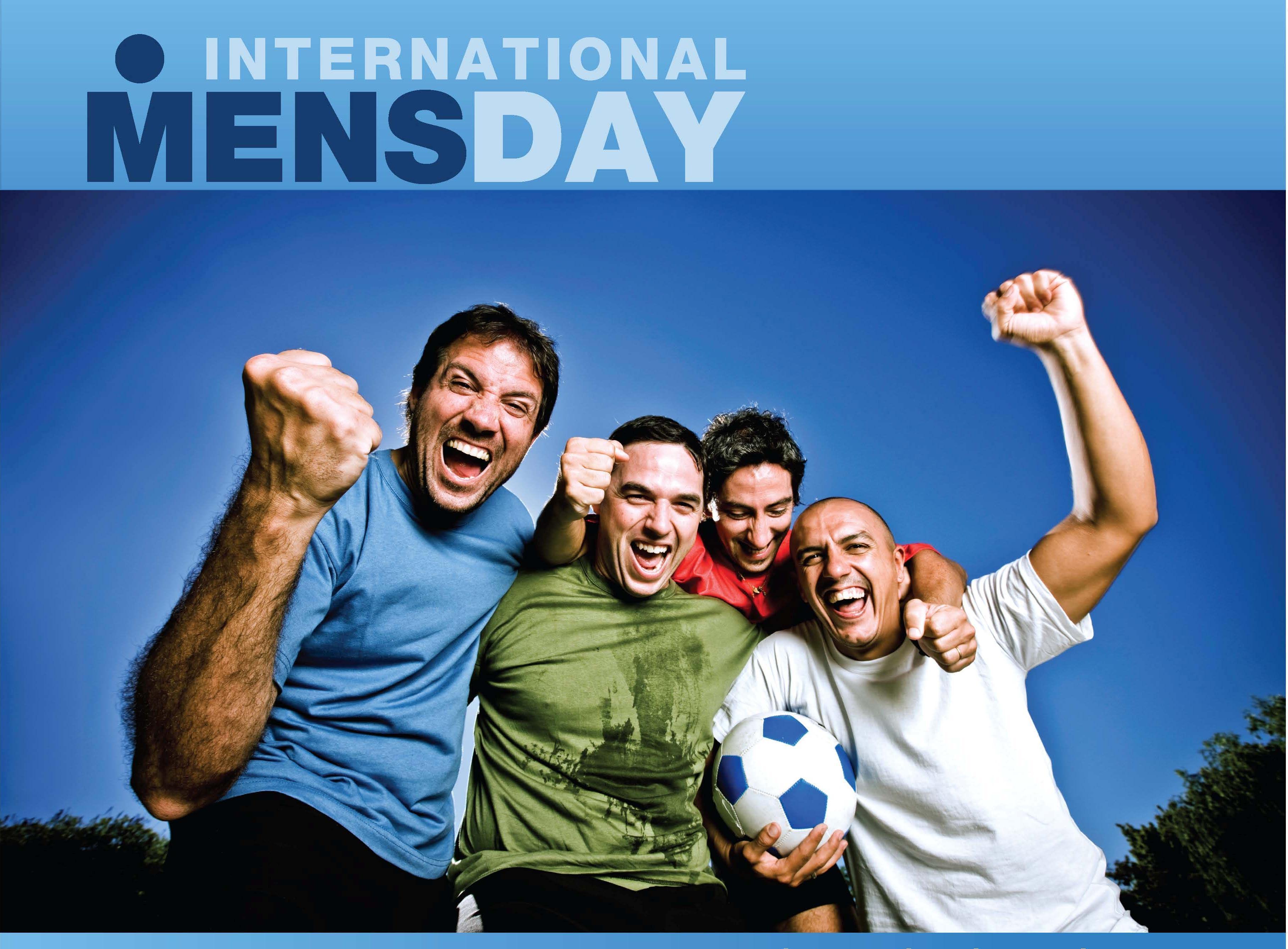 Поздравления с мужским днем 19 ноября