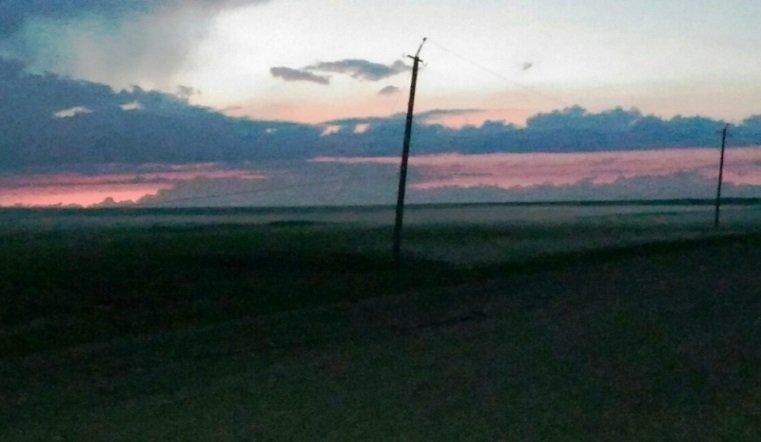 ВЧелябинской области выпал семисантиметровый град