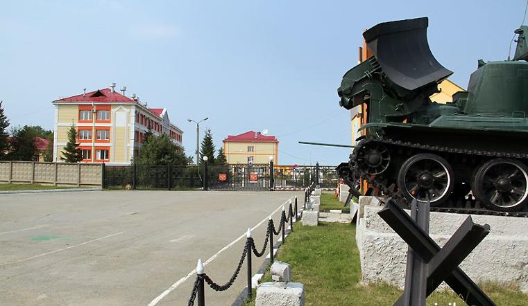 ВЧелябинской области наармейской стройке украли около 7,5 млн руб.