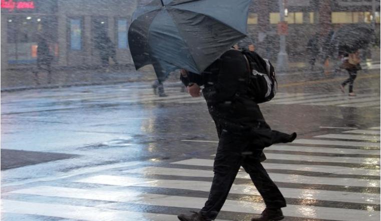 НаЮжном Урале ожидают шторм сдождями иградом