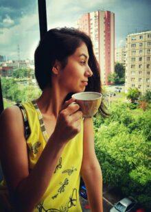 №1 Утро. Кофе. Позитив Фотоконкурс