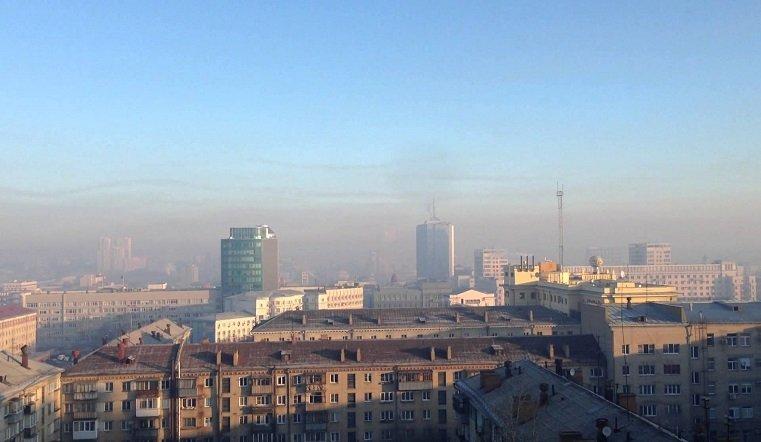 Вчетырех городах Челябинской области объявлен режим «черного неба»