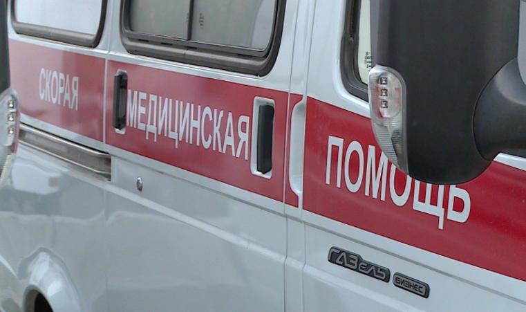 «Скорая» вовремя госпитализации пациента угодила вДТП вЧелябинске