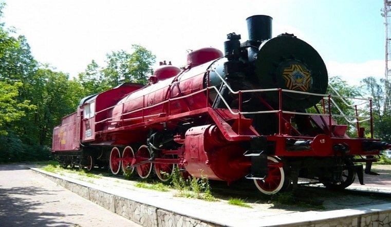 ВЧелябинске разыскивают собственников исторического паровоза впарке Пушкина