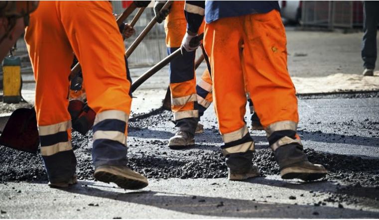 ВЧелябинске начинается ремонт проспекта Победы