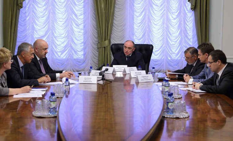 Дубровский скорректировал планы расселения «дольщиков» вМиассе