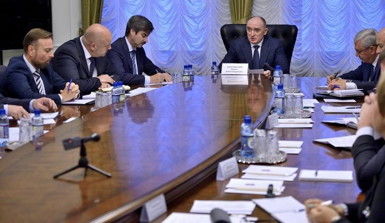 Борис Дубровский: Южный Урал должен стать передовиком финансового роста