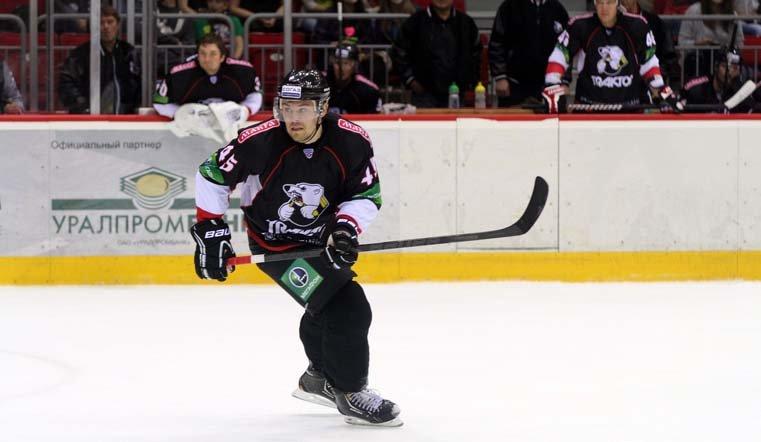 Возвращение блудного хоккеиста: Семён Кокуёв вновь играет зачелябинский «Трактор»