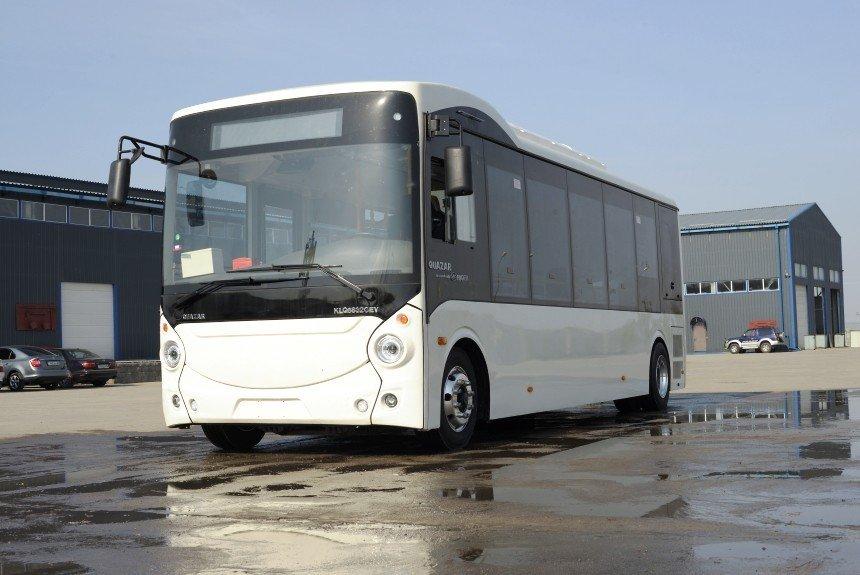 Протестируют китайский электробус вЧелябинске