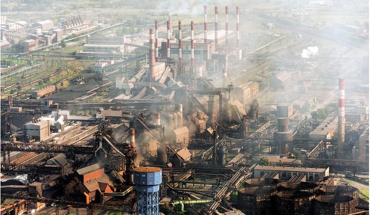 Индекс промпроизводства вЧелябинской области вырос на4,8%