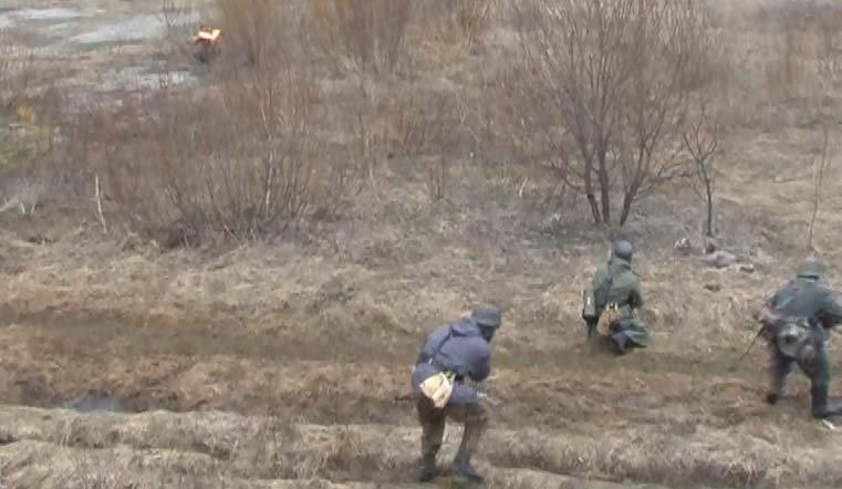120 военных реконструкторов совсей страны покажут челябинцам бои 1944-ого года