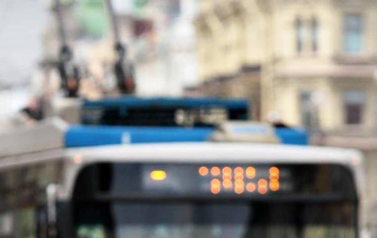 По Челябинску проехал троллейбус-призрак