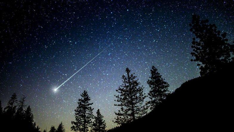 Сильный метеоритный дождь пройдет в эти выходные | cheltv.ru