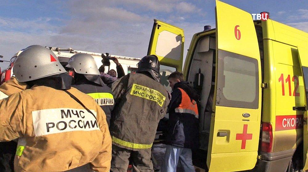 Натрассе Москва— Челябинск вДТП навстречной погибли три человека