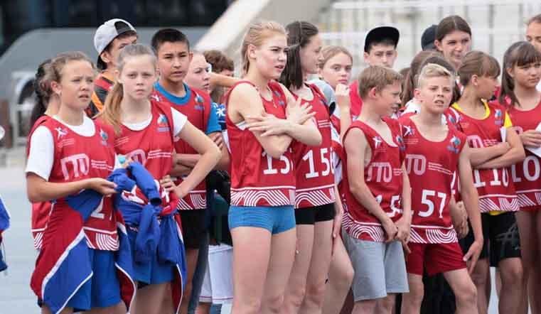 Команда Иркутской области поучаствует вфинале летнего фестиваля ГТО вКрыму