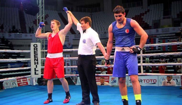 Южноуральский боксер стал чемпионом главенства Европы