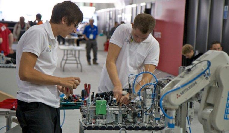 Челябинские школьники отправятся намеждународный чемпионат WorldSkills