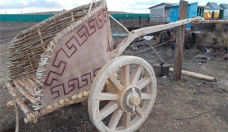 Президентам РФ иКазахстана навыставке вЧелябинске покажут колесницу изАркаима