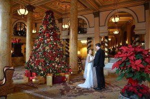 свадьба под рождество