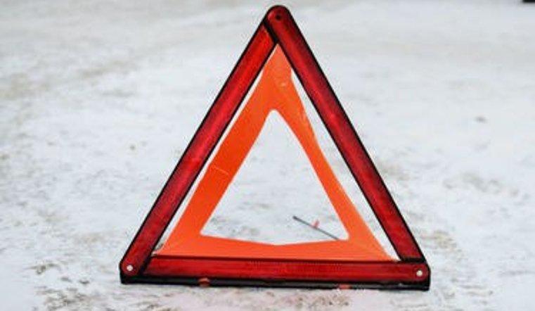 Под Усть-Катавом вДТП с грузовым автомобилем умер шофёр ВАЗа
